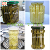 Glass Jar Food