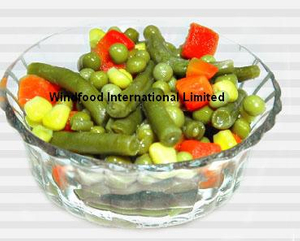 Canned Mixed Vegetables